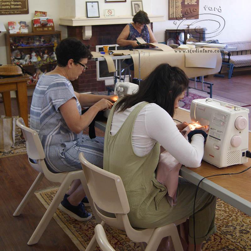 Sewing Classes in Coolamon, NSW, Australia.